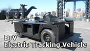 ETV (Electric Tracking Vehicle